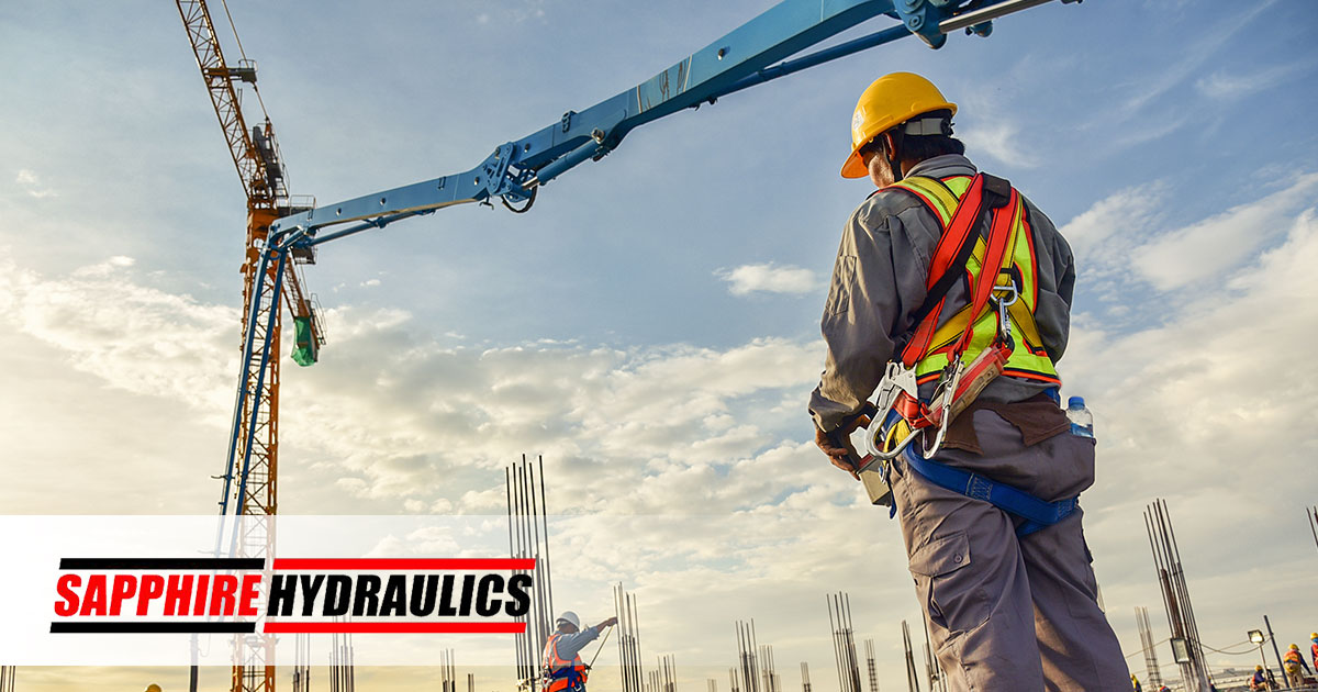16 Types Of Hydraulic Machines Used In Construction