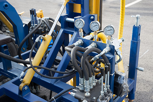 Custom Hydraulic Equipment in Houston, TX