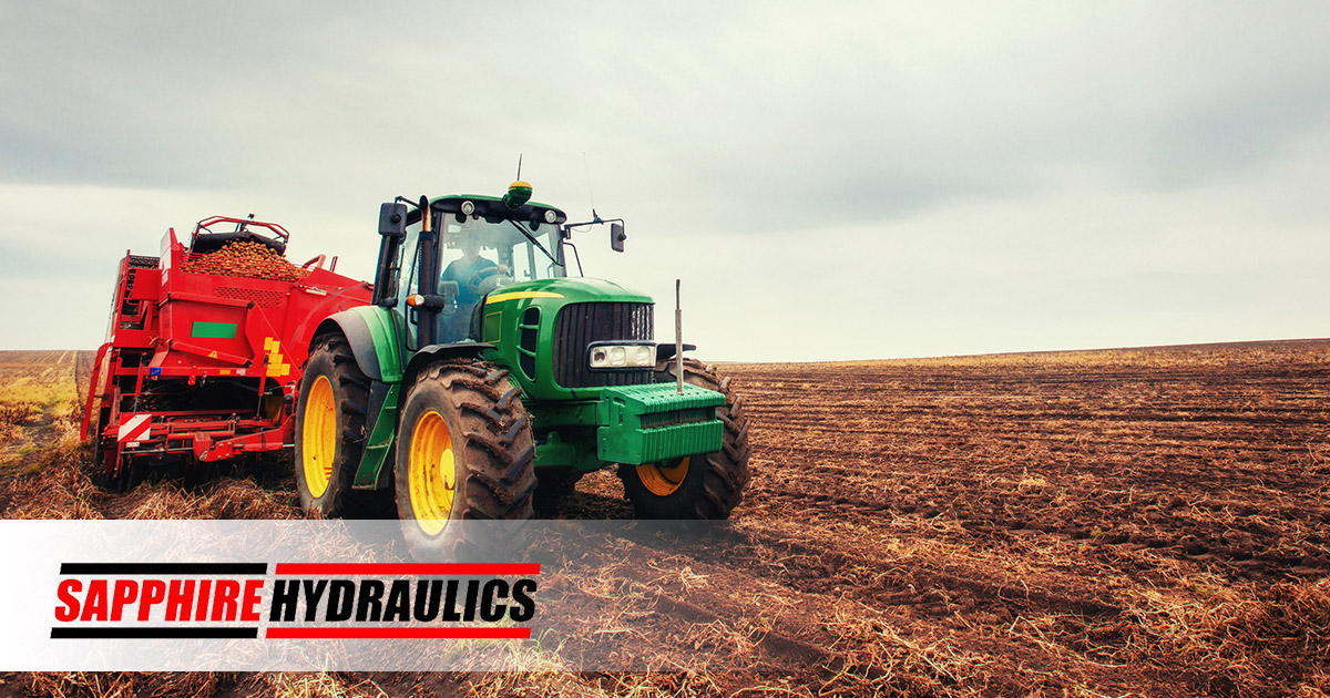 How To Check Hydraulic Fluid On New Holland Tractor