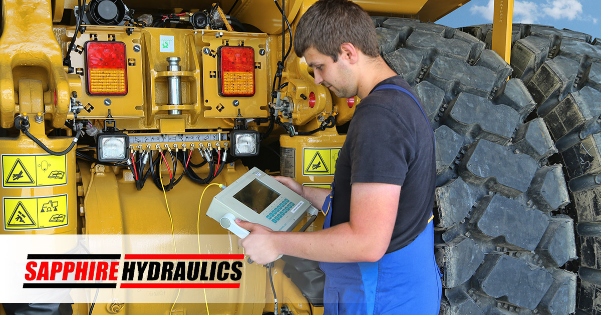 How To Fix A Leaking Hydraulic Cylinder