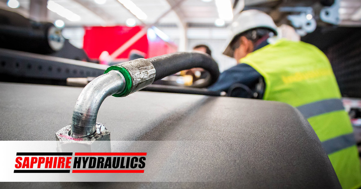 The 5 Main Parts In A Hydraulic System
