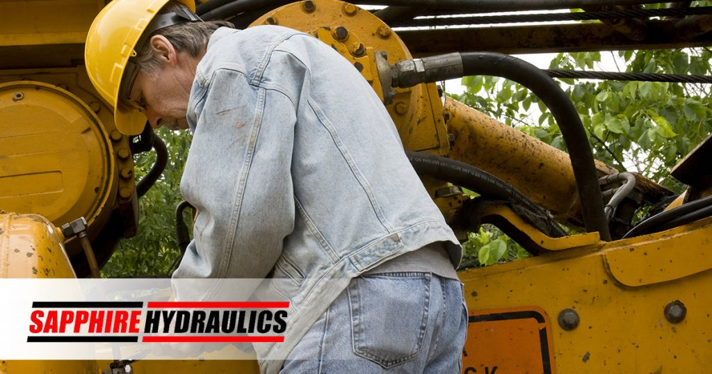 What To Expect When Replacing Hydraulic Hoses & Components On Your Heavy Equipment