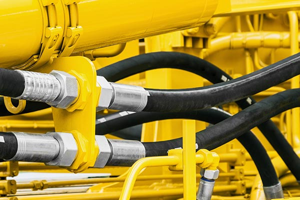 Emergency Hydraulic Fitting, Cylinder & Hose Mobile Service in Katy