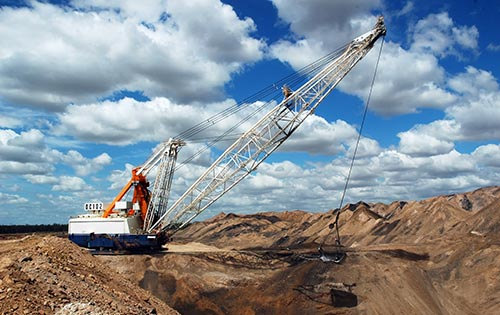 Sapphire Hydraulics Mobile Repair Hydraulics Dragline Excavator