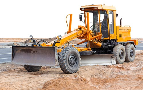 Sapphire Hydraulics Mobile Repair Hydraulics Grader